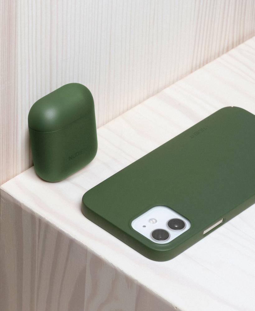 AirPods Gen 1 & 2 Case Pine Green