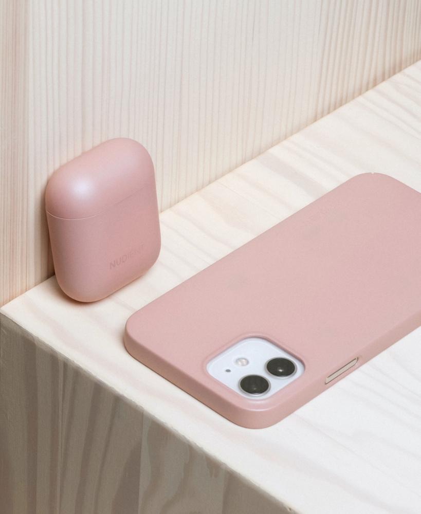 AirPods Gen 1 & 2 Case Dusty Pink
